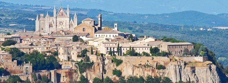 Roma Çevresinde Görülebilecek 10 Lokasyon - Orvieto