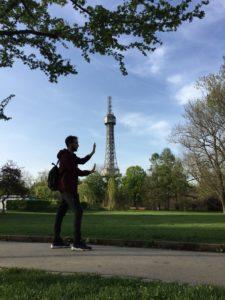 Petrin Parkı- 2 Günde Prag Gezi Rehberi