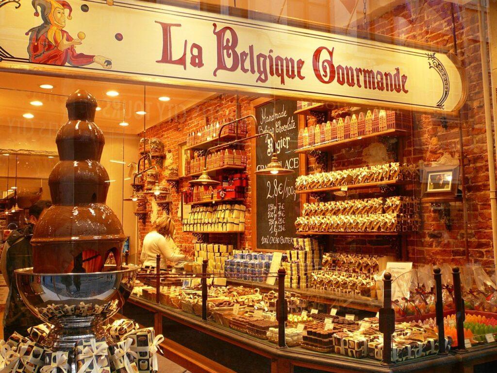 Belçika'nın En Ünlüsü - Belçika Çikolatası ve Hakkında Her Şey