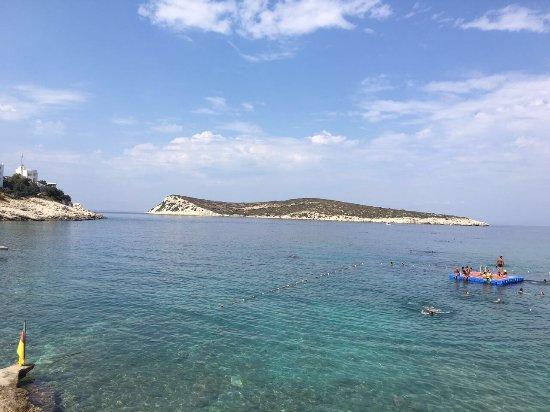 İncirli plajı - Karaburun Gezi Rehberi