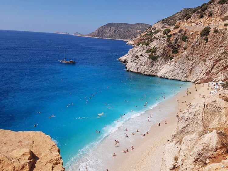 Akdeniz'in Mavi Boncuğu - Kaş'ta Yapılması Gereken 10 Şey