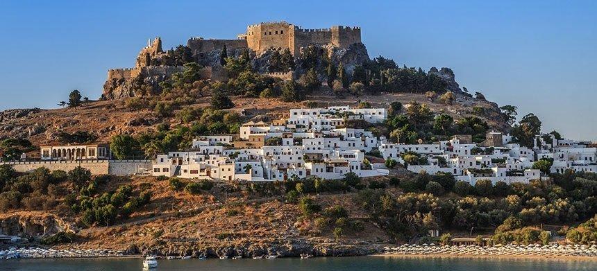 Yunan Adaları'na Yolculuk - En İyi 10 Yunan Adası