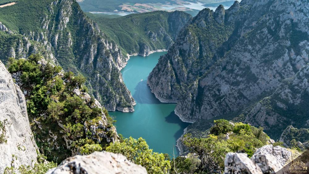 Şahinkaya Kanyonu - Türkiye'nin 2. Büyük Su Kanyonu