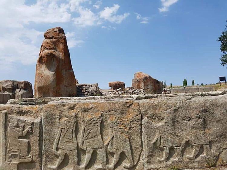 Alacahöyük Gezi Rehberi - Çorum Gezi Notları ve Antik Kentler