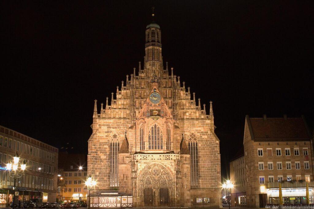 Almanya'da Noel - Nürnberg Gezi Notları ve Noel Pazarı