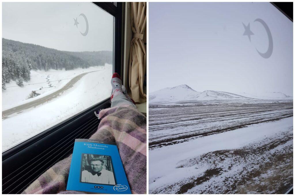 Doğu Ekspresi Rehberi - Kar Tanesine Trenle Yolculuk