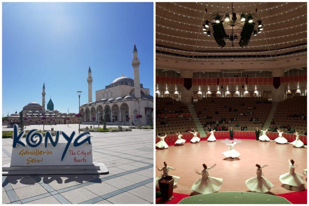 Mevlana Meydanı/Mevlana Kültür Merkezi - 2 Günde Konya'da Gezilecek Yerler