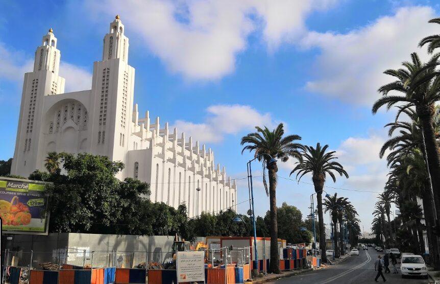 Kazablanka Katedrali - Kazablanka Seyahat Rehberi