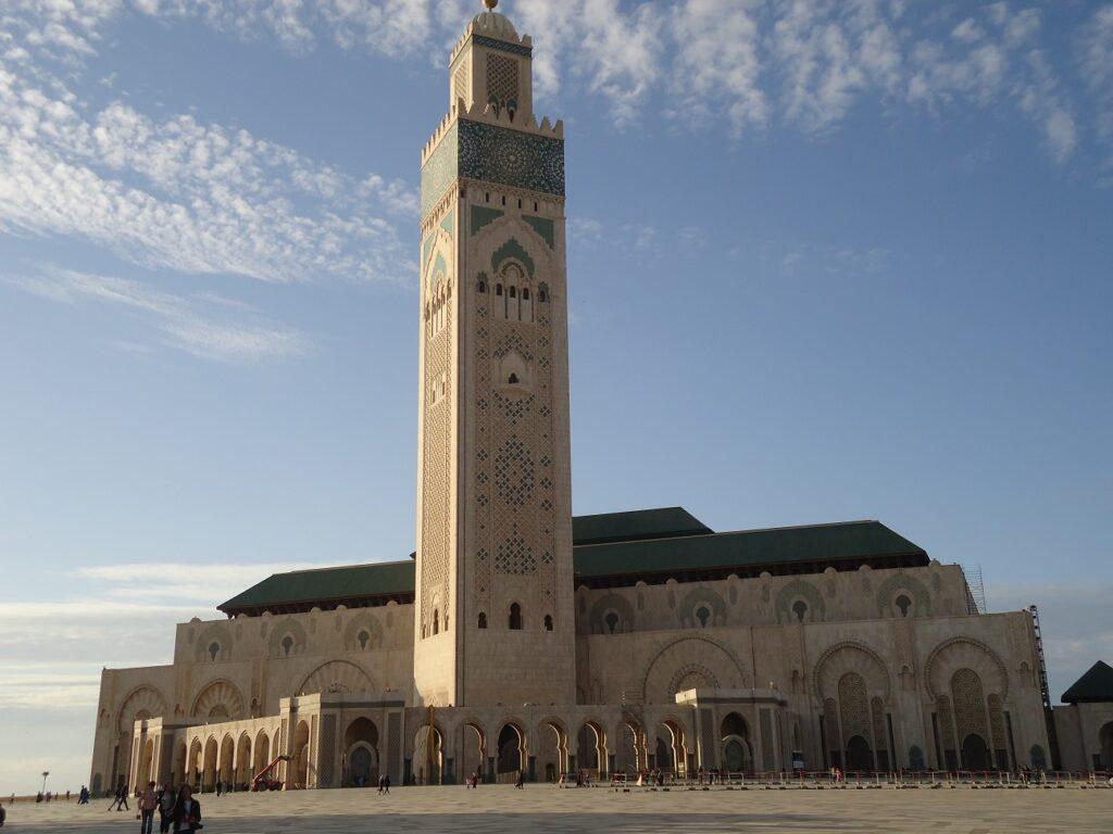 2. Hasan Camii - Kazablanka Seyahat Rehberi