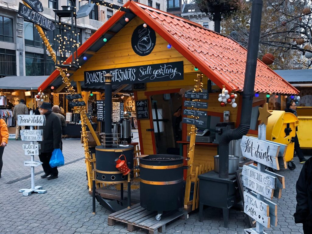 Noel Zamanı Budapeşte - Budapeşte Gezi Rehberi
