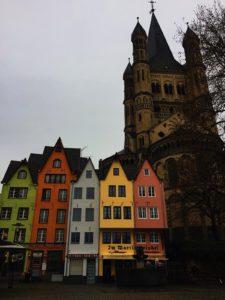 Köln Gezi Rehberi