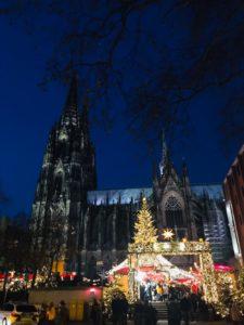 Köln Gezi Rehberi – Noel Marketlerinin Çıkış Noktası Almanya