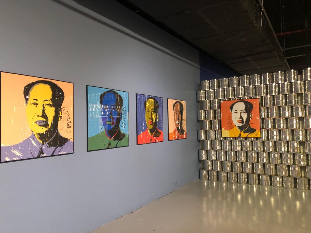 Andy Warhol İstanbul'da - Daha Renklisi Yok!