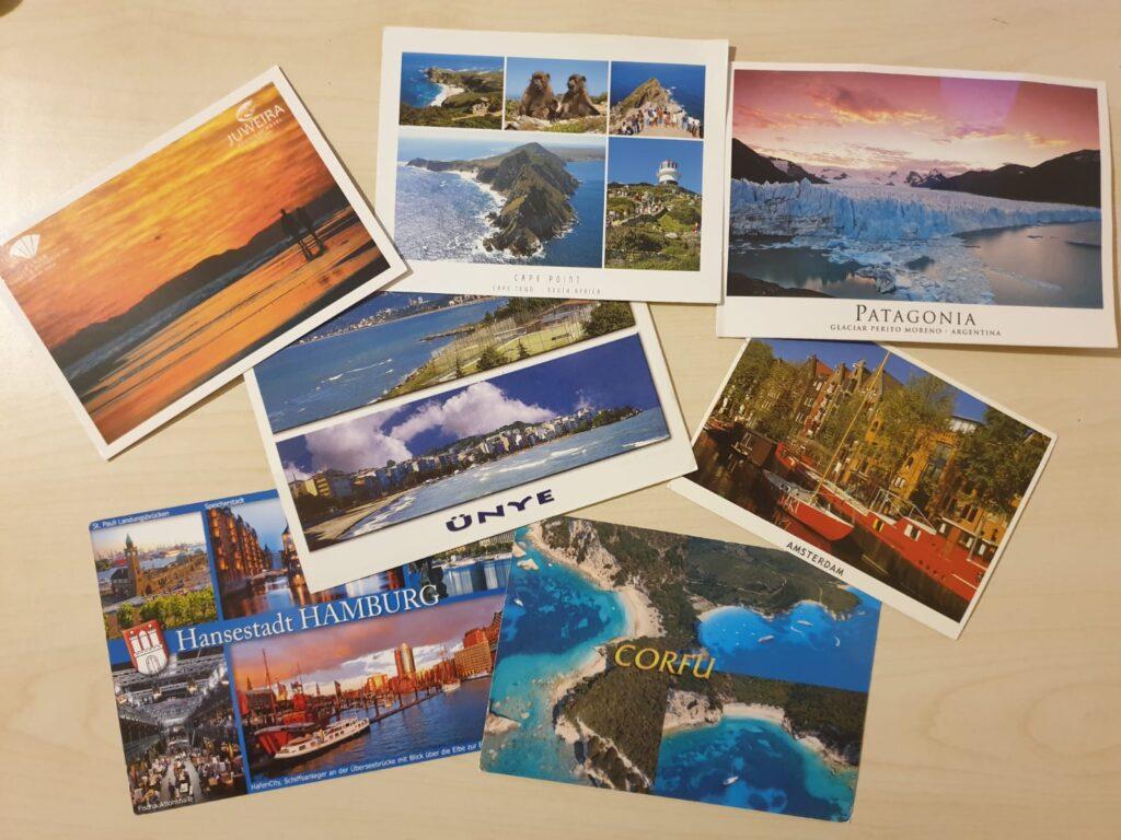 Kartpostal Nasıl Gönderilir ? - Uzaklardan Gelen Hatıra