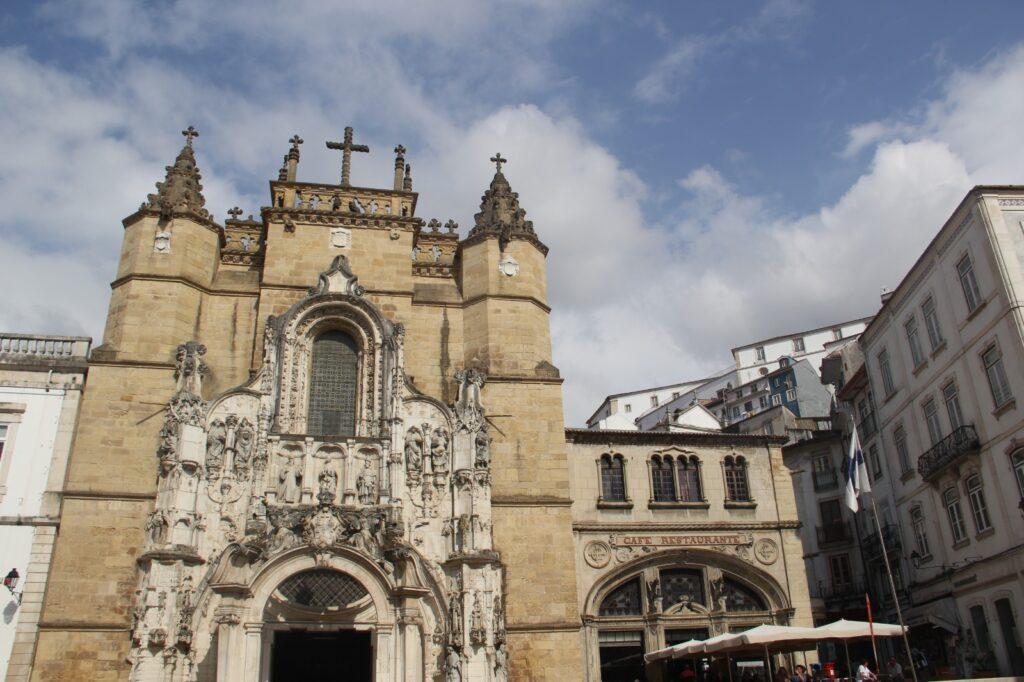 Santa Cruz Manastırı - Coimbra Seyahat Rehberi