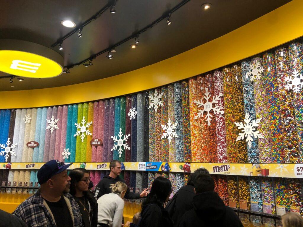 M&M'S mağazası