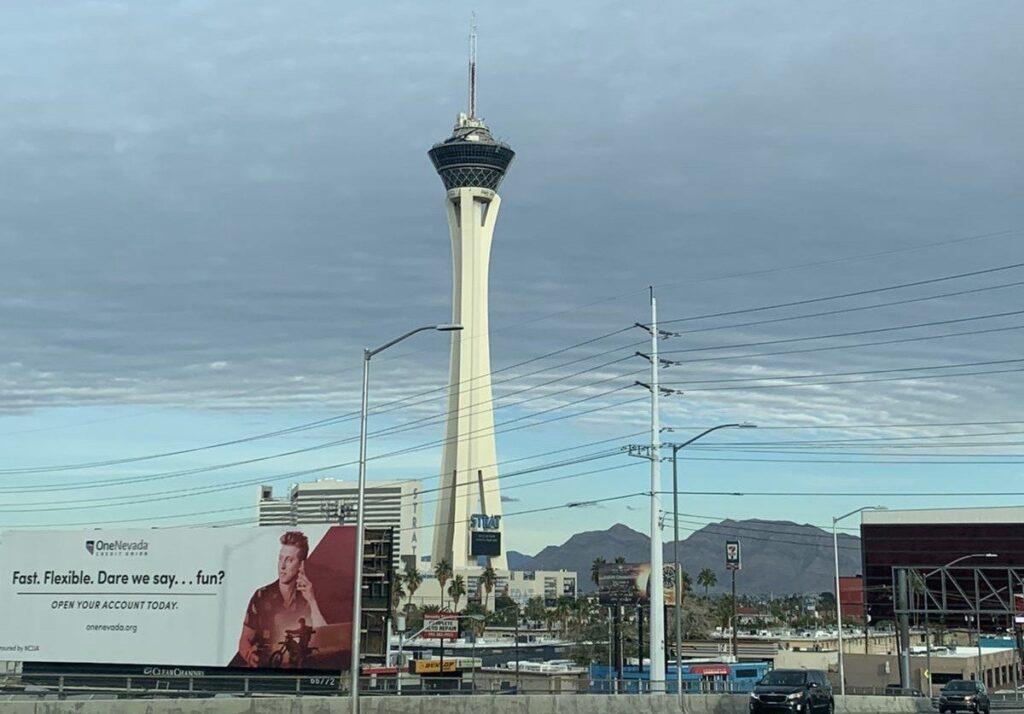 Las Vegas Gezi Rehberi - Işıklar Şehri Las Vegas