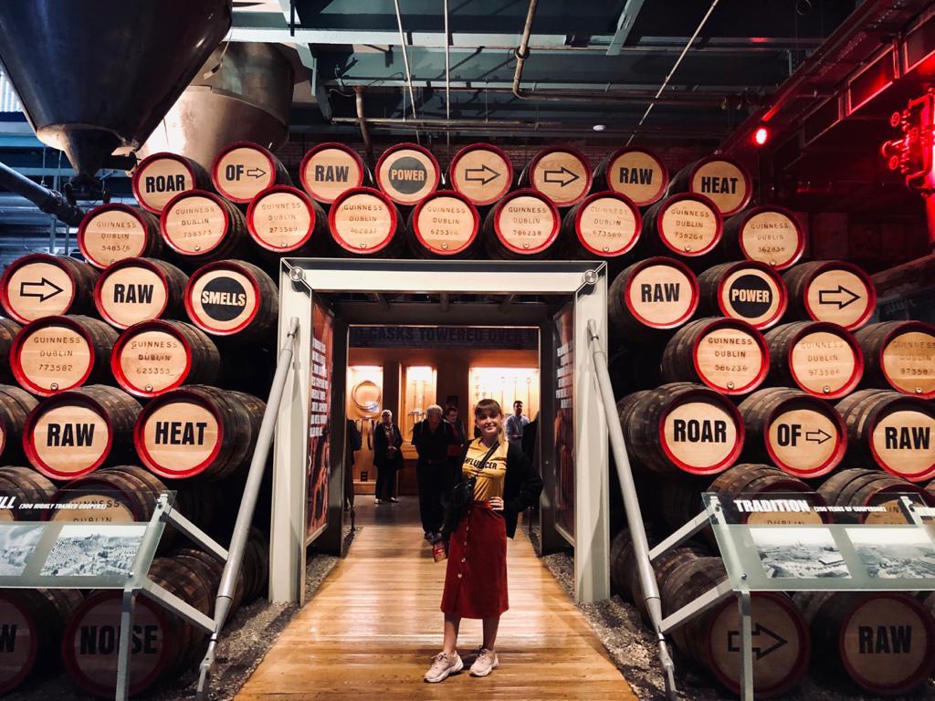Guinness Bira Fabrikası'na Ziyaret - Siyah Bira Nedir?