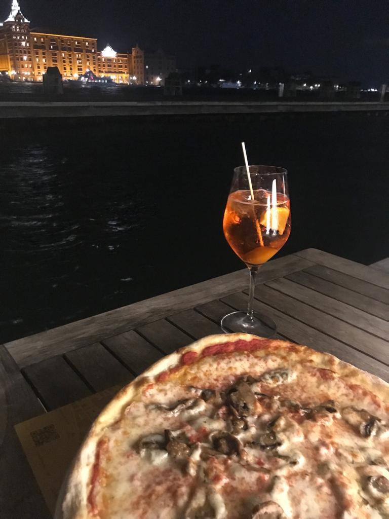 Pizzeria Oke - Venedik, İtalya