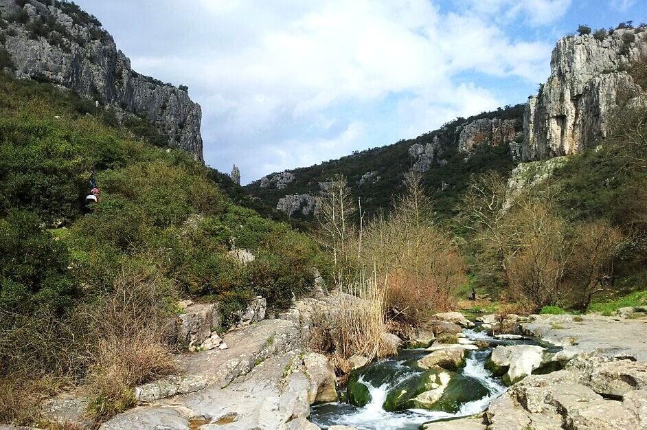 Ballıkaya Tabiat Parkı - İstanbul ve Çevresindeki Kamp Alanları
