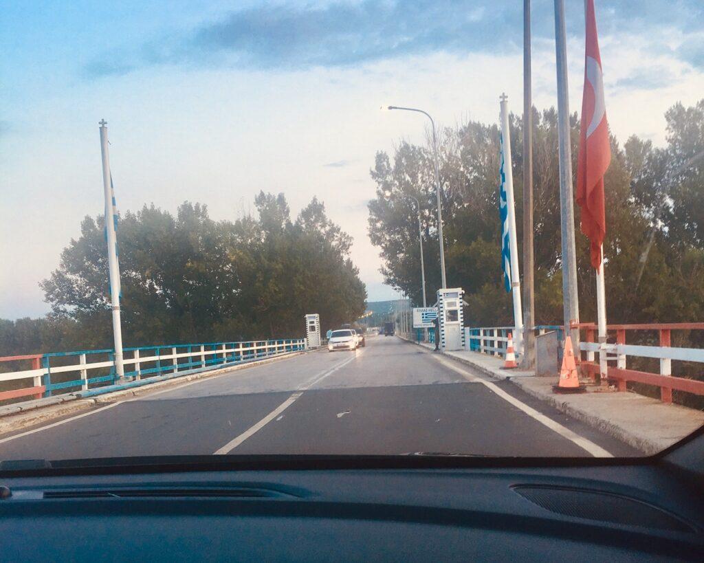 İpsala-Türkiye Sınırı