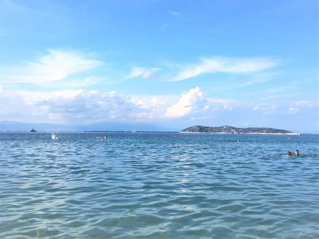 Makriamos Beach - Thassos Adası Rehberi