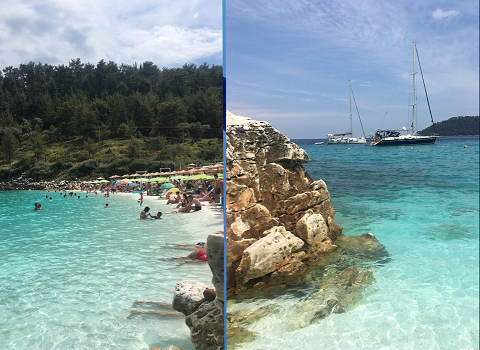 Thassos Adası Rehberi - Hangi Plajlara Gitmeliyim?