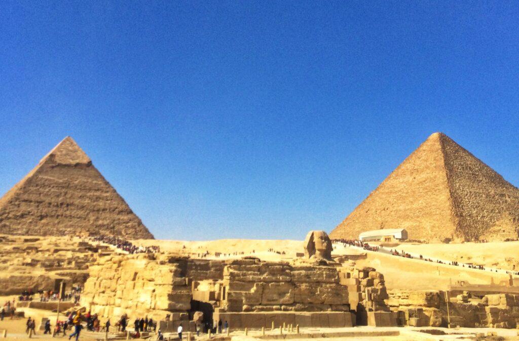 Piramitler - Mısır Gezi Rehberi 2. Bölüm