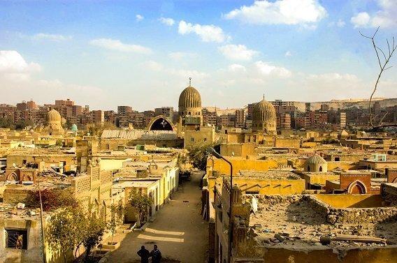 Ölüler Şehri Mısır - Mısır Gezi Rehberi 2. Bölüm