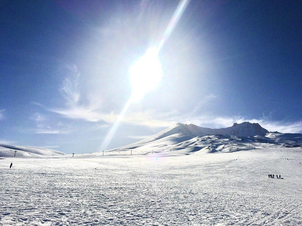 Kayseri Gezilecek Yerler-Erciyes Kayak Merkezi