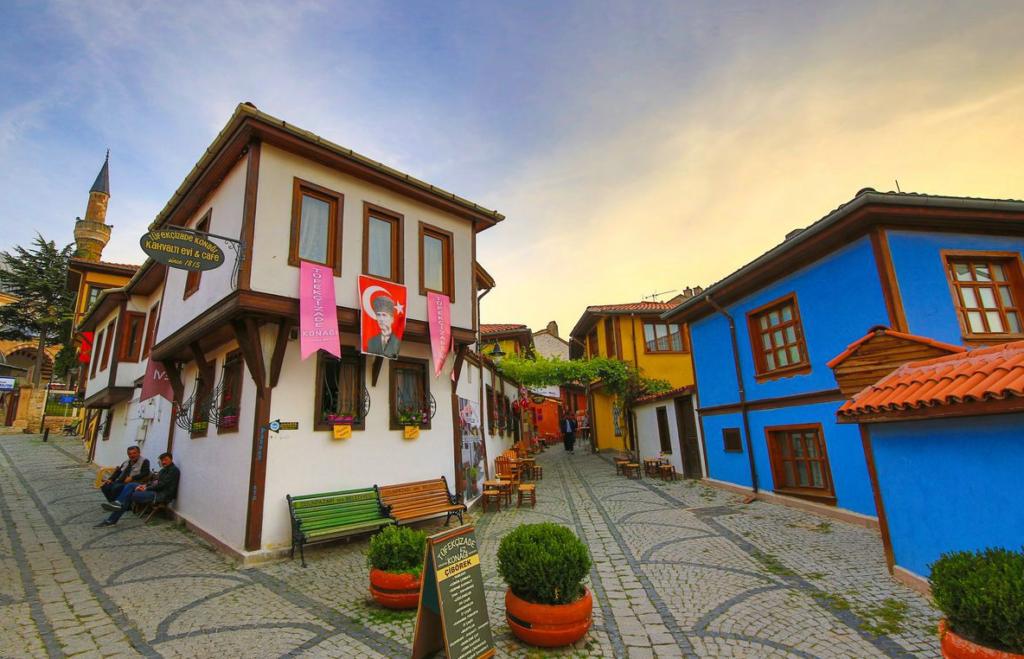 Odunpazarı Evleri Eskişehir Gezi Rehberi
