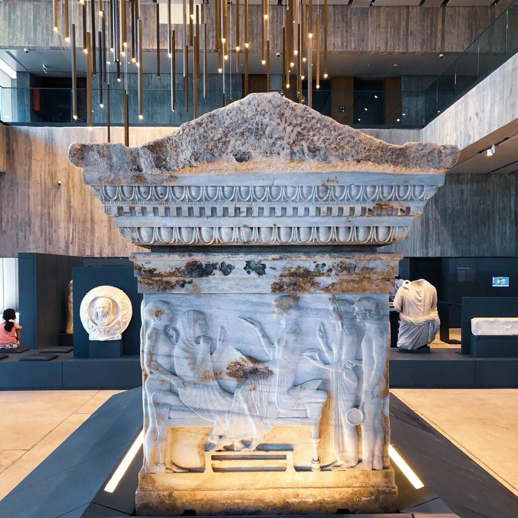 Truva Müzesi / Troya Müzesi