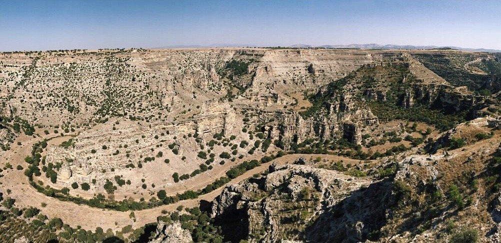 Ulubey Kanyonu - İç Ege'nin Gizli Güzellikleri