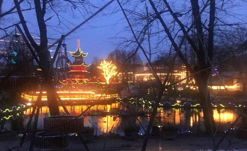 Kopenhag Gezi Rehberi - Tivoli Gardens