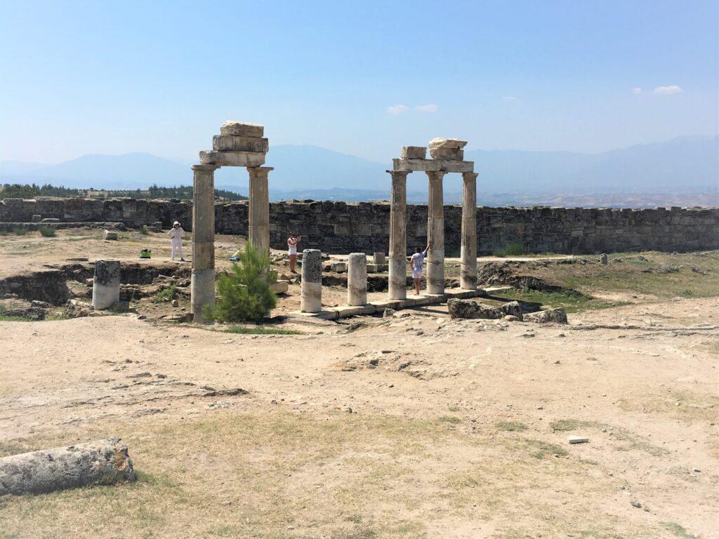 Hieropolis - Pamukkale Gezi Rehberi