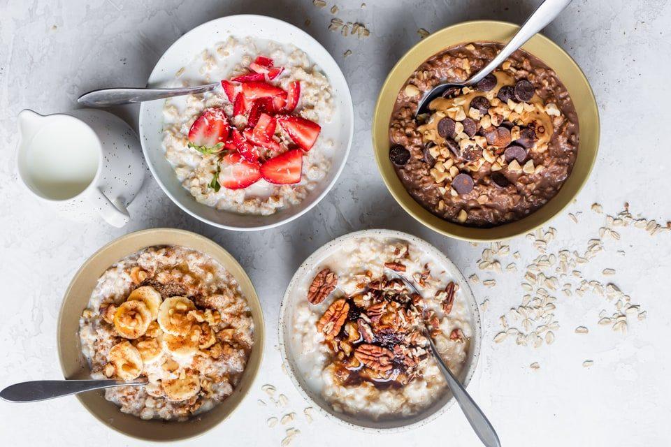 Sağlıklı Beslenme Günleri - Yulaf Tarifleri