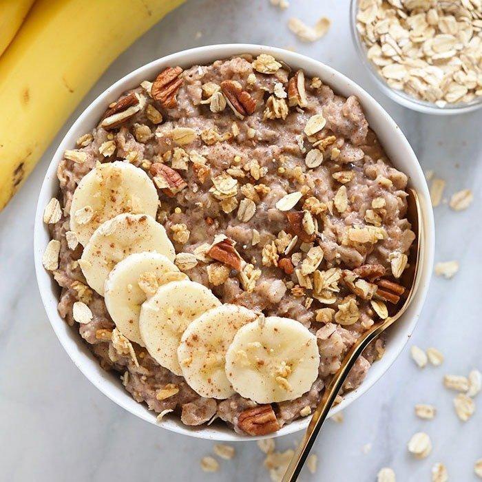 Sağlıklı Beslenme Günleri - Yulaflı tabaklar