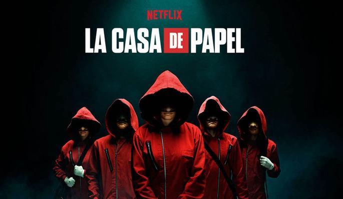 La Casa De Papel - Netflix Dizi Önerileri