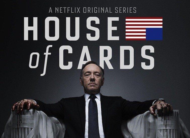 House of Cards - Netflix Dizi Önerileri