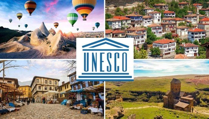 Türkiye'nin UNESCO Kültür Mirası Listesi