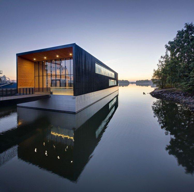 K2S Architects - Helsinki / Ekstrem Mimariler