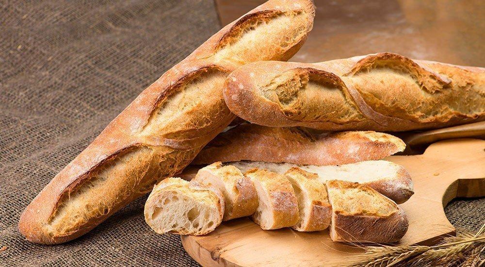 Baget Ekmek - Evde Yapılabilecek Ekmek Tarifleri