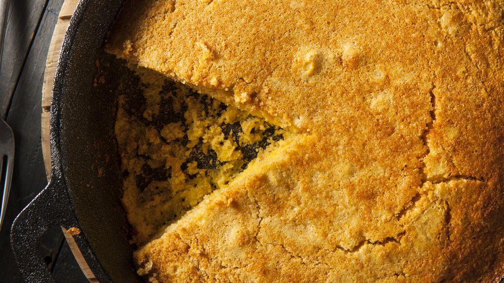 Tavada Mısır Ekmeği - Evde Yapılabilecek Ekmek Tarifleri
