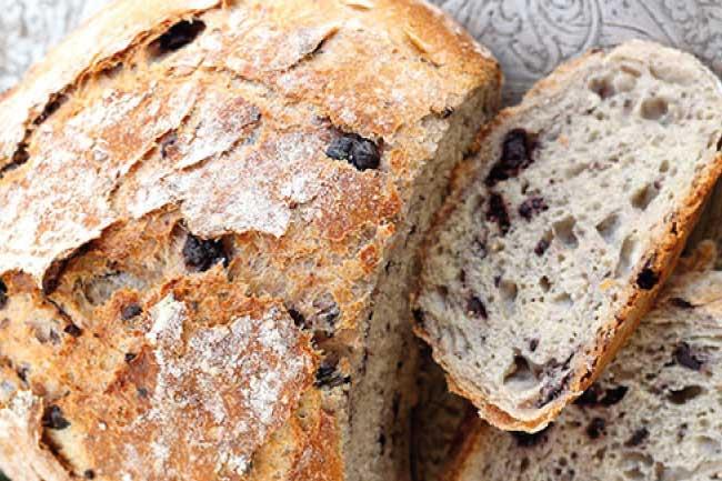 Zeytinli Ekmek - Evde Yapılabilecek Ekmek Tarifleri