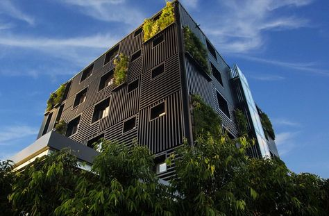Brenchley Architects - Pinterest / Geri dönüşüm ile hayat bulan