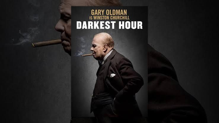 Darkest Hour - En İyi 2. Dünya Savaşı Filmleri
