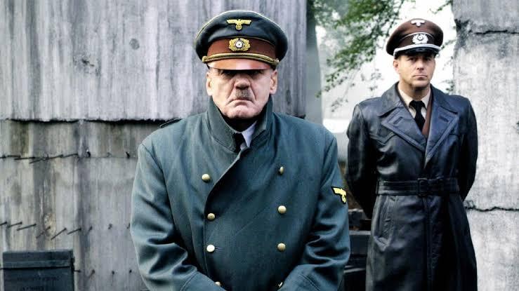Downfall - En İyi 2. Dünya Savaşı Filmleri