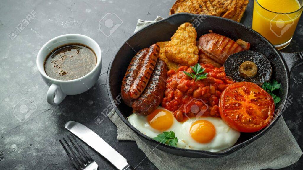 Klasik İngiliz Kahvaltısı / 11 ülke kahvaltı