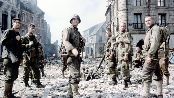 Er Ryan'ı Kurtarmak - En İyi 2. Dünya Savaşı Filmleri