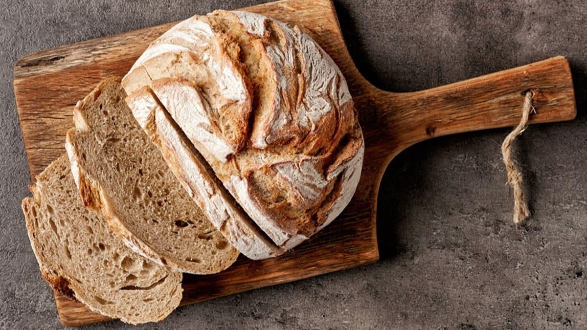 Evde Yapılabilecek Ekmek Tarifleri